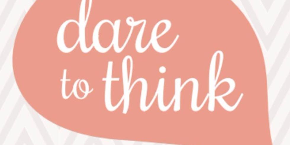 Dare to Think: People Skills