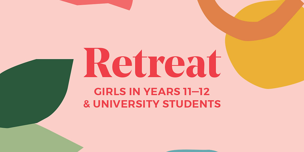 Weekend Retreat - for Students