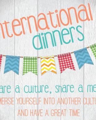 Merindah International Dinner