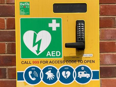 Thakeham Defibrillator