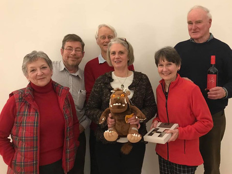 Our First Community Social Evening - 16 January 2019