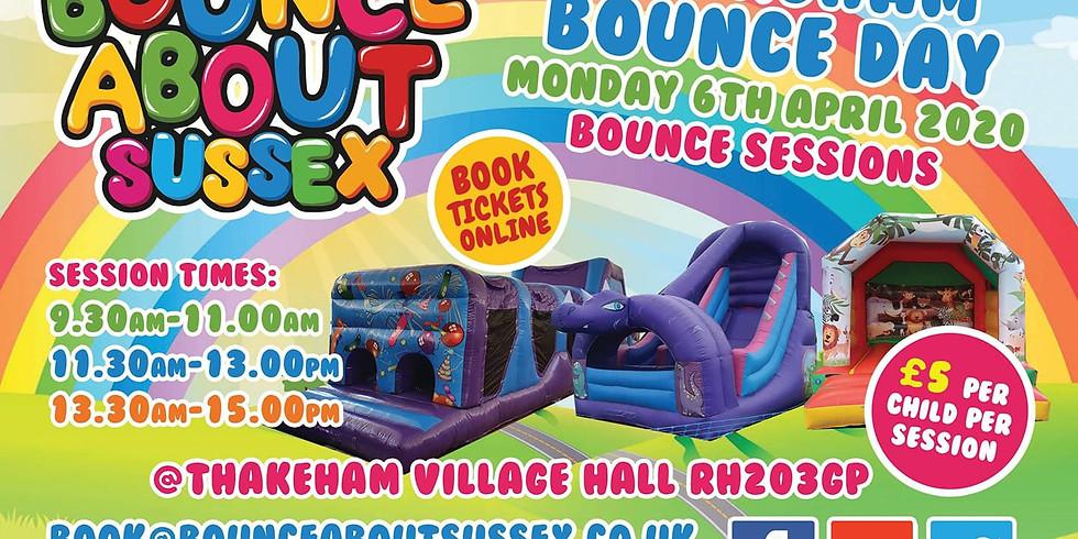 Thakeham Bounce Day