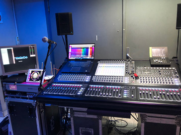 Anna Vissi Live Streaming with Klang Tecnologies at the Pallas Theatre, Athens, Greece.