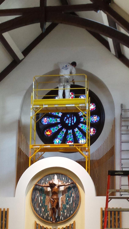 Sacred Heart Church Auburn, Maine