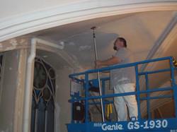 Plaster Repair, Basilica