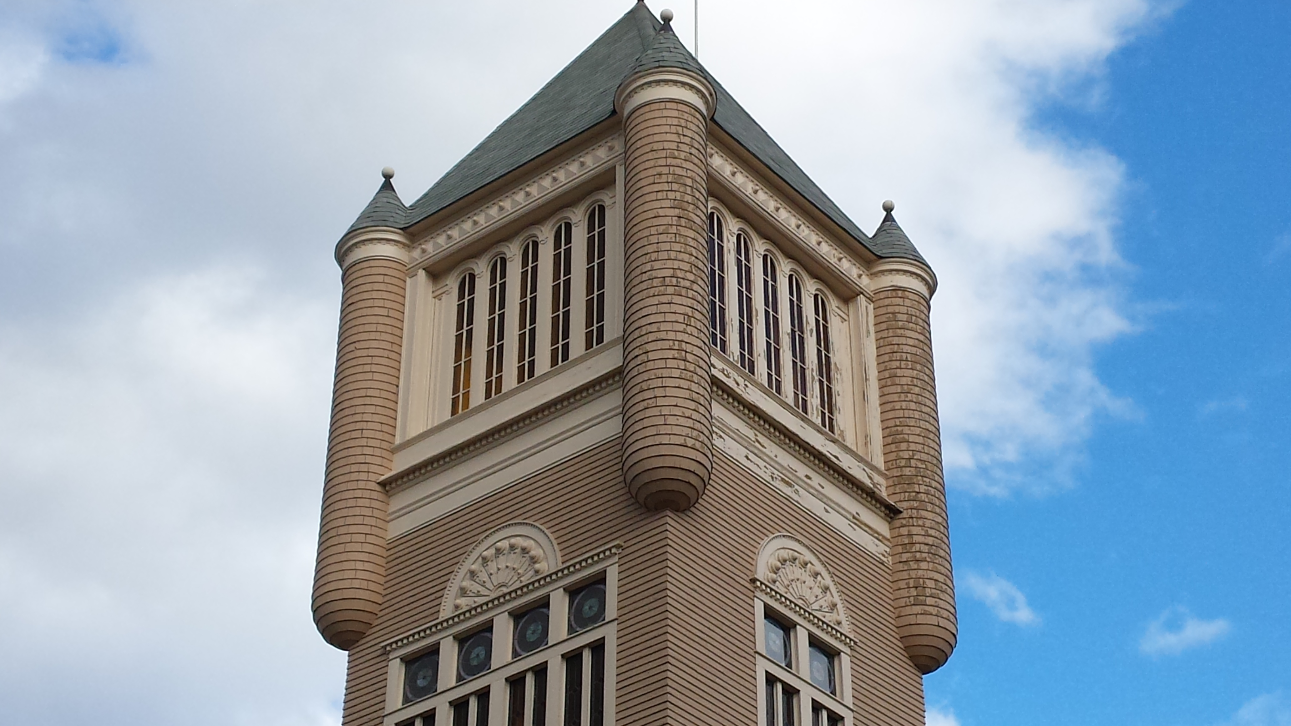 Cumston Hall, Monmouth, Maine