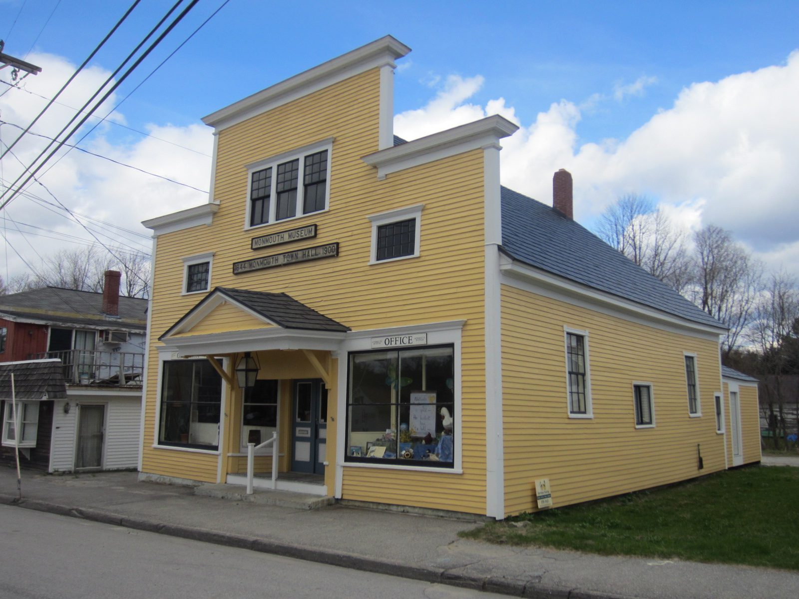 Monmouth Museum, Monmouth, Maine