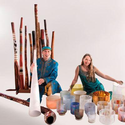 paradiso and rasamayi with instruments s