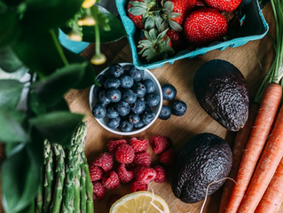 Organizing Tip of the Week - Storing Fruits and Vegetables