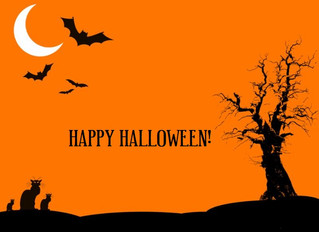Halloween and Letting Go of Your Fears