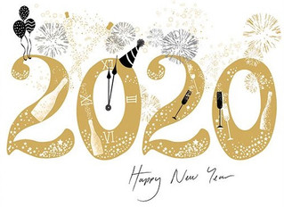 Happy New Year - Reflect, Learn, and Starting Fresh