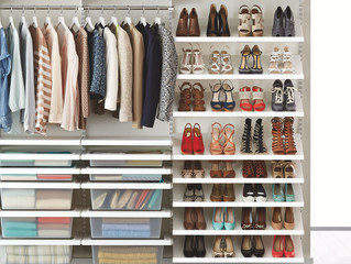 Organizing Tip of the Week – Which wardrobe closet is the right one for me?