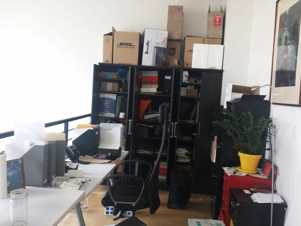OFFICE: BEFORE