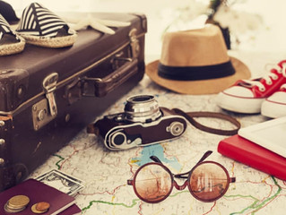 Organizing Tip of the Week - Travel Tips