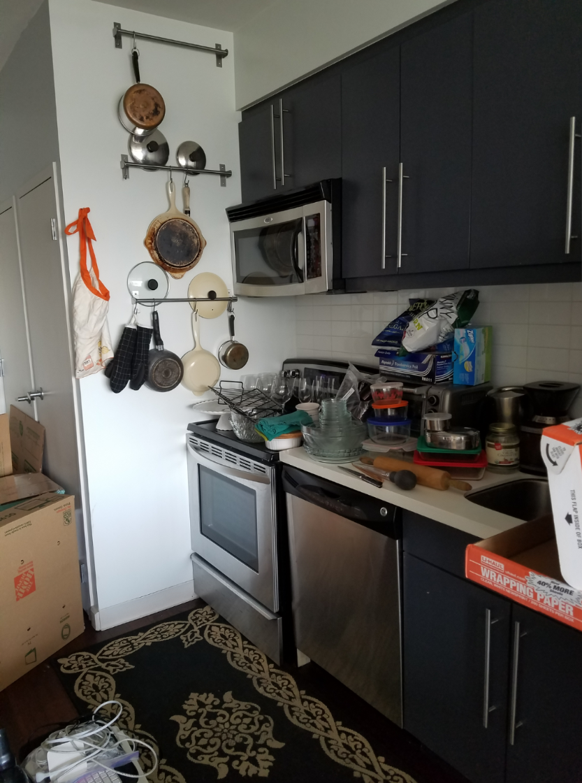 Before Move