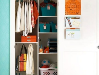 Organizing Tip of the Week - Entryway Closets