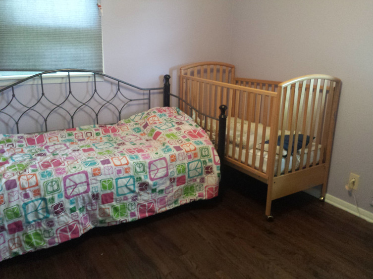 CHILDRENS ROOM: AFTER