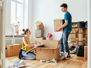 Organizing Tip of the Week - Packing for a Move