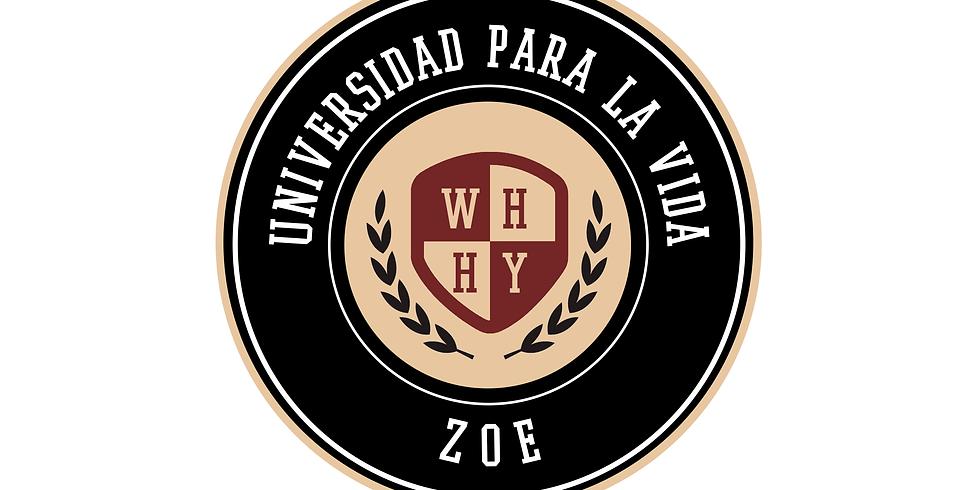 INICIO DE CLASES UNIVERSIDAD ZOE