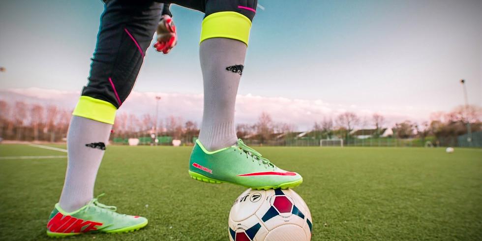 Fighting Fit Football Parkinson's training #17