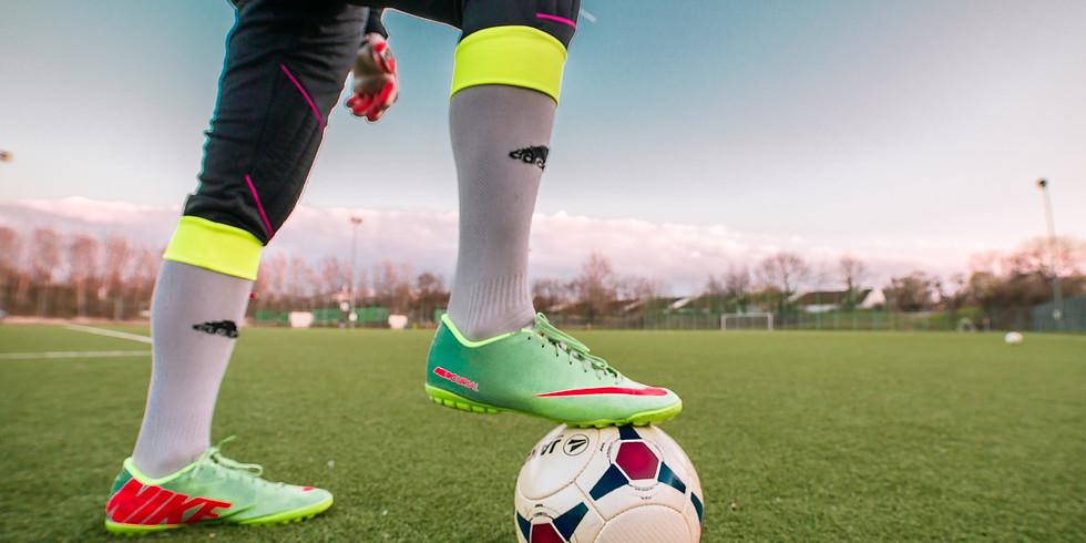 Fighting Fit Football Parkinson's training