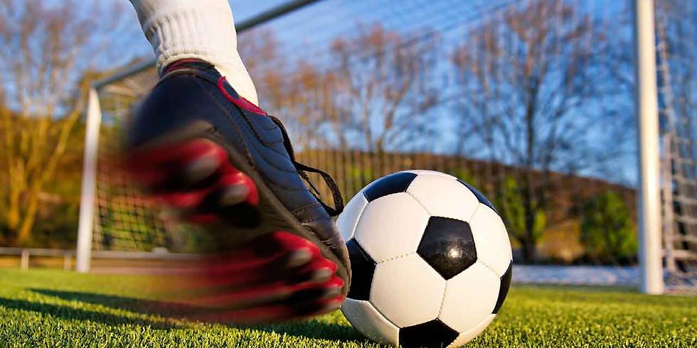 Fighting Fit Football Parkinson's training #19
