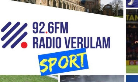 Fighting Fit Football on Radio Verulam