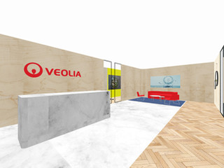 architecture concept - veolia office
