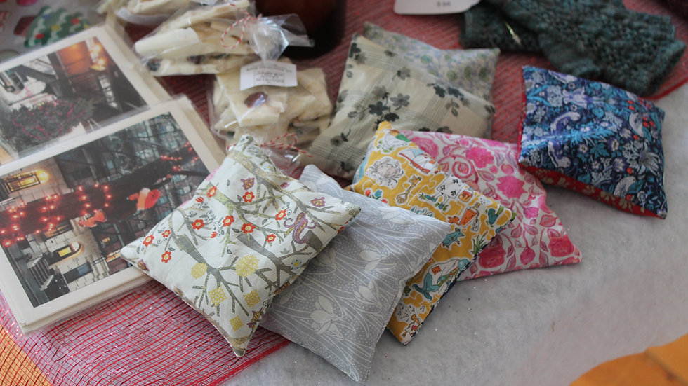Organic French Lavender Pillow