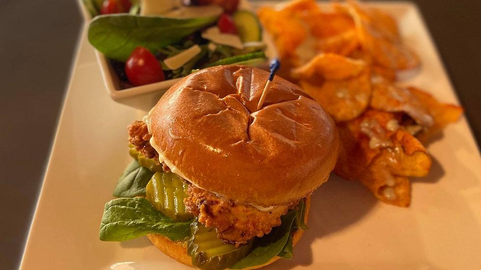 Caruos's Chicken Sandwich