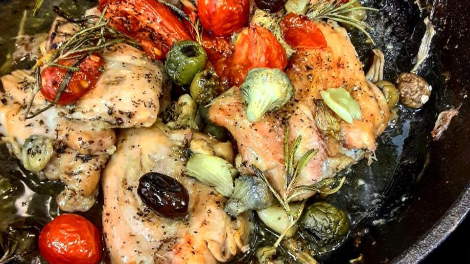 Chicken Piemonte