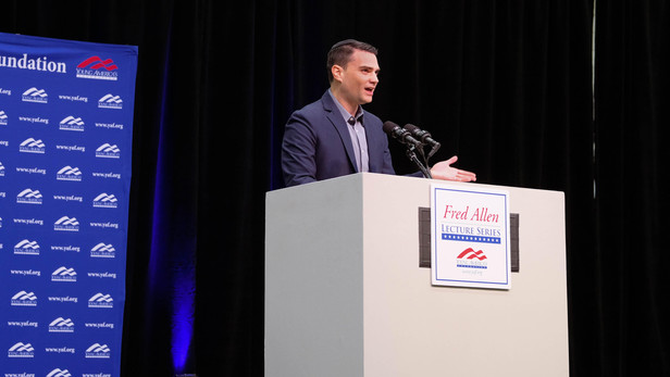 Conservative Commentator Ben Shapiro Credits Protestors and Speaks on Slavery