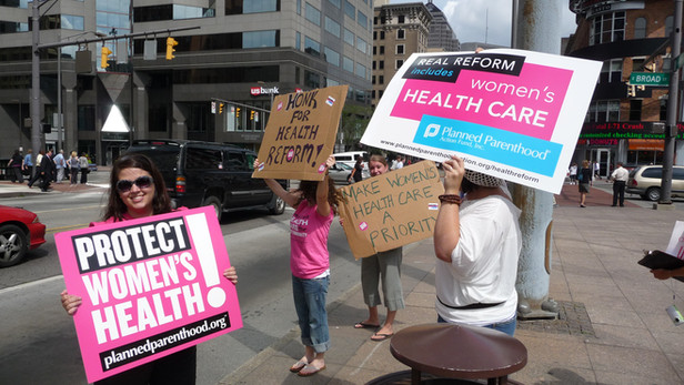Trump Targets Contraception Mandate