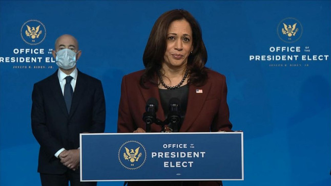 The Duality of Woman: Harris' Prosecutorial History vs. Her Racial Makeup