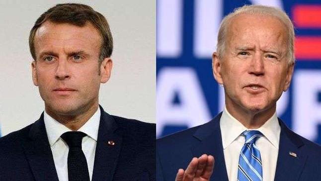 Biden & Macron: An Idyllic Relationship