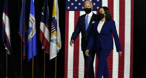 Senator Kamala Harris Named as Biden's Running Mate