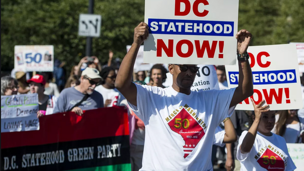The Argument for Statehood: Puerto Rico and the District of Columbia