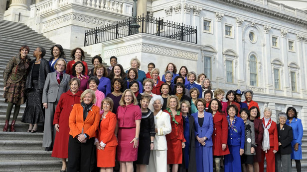 Female Candidates in the Midterm Elections: A Lasting Trend