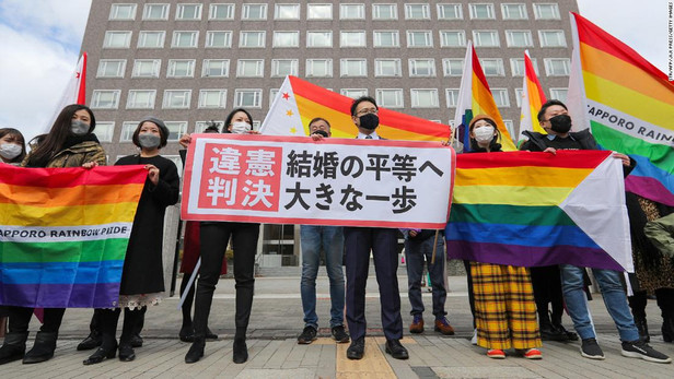 Japan's Move Towards Marriage Equality
