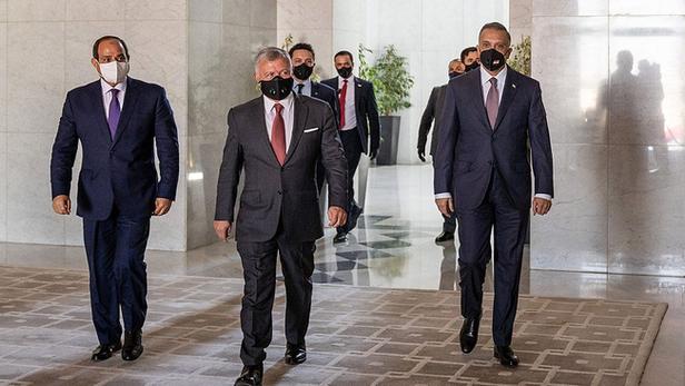 A New Regional Power Alliance: Egypt, Jordan, Iraq Form Ties Amidst Regional Upheaval
