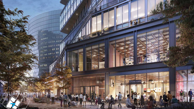 Amazon Expands to Seaport Headquarters