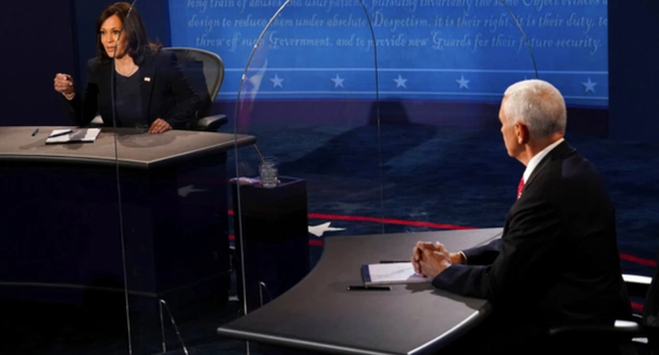 The US Vice Presidential Debate: a Diplomatic, Dichotomous Exchange