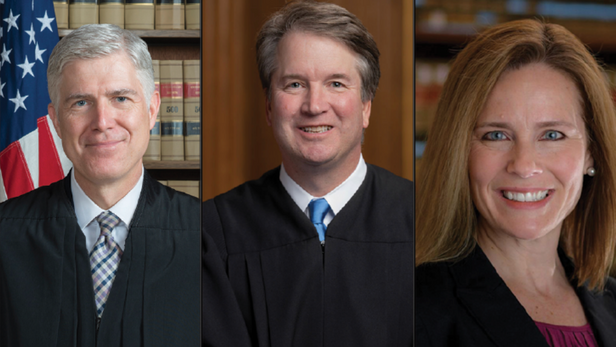 Trump's Conservative Justices and Legal Ideology (1/2)