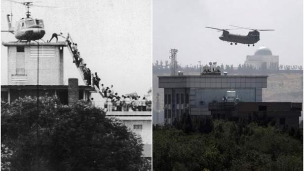 Too Little, Too Late: The Falls of Saigon and Kabul