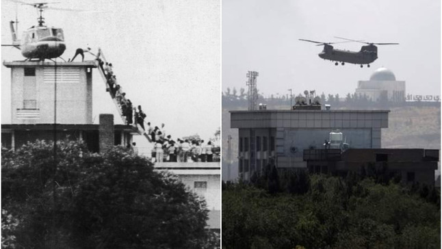 Too Little, Too Late: Inaction Led to the Falls of Saigon and Kabul