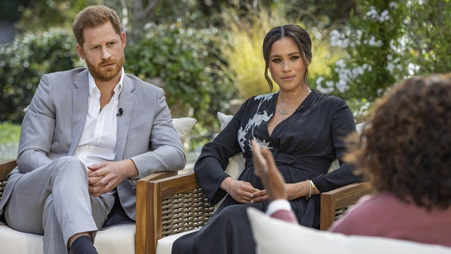 Not Far Enough: The Harry and Megan Interview
