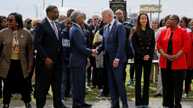 Black Voters and Biden's Victory: The Power of Grassroots Organizing