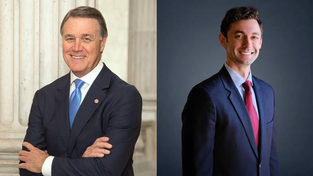 The Senate Comes Down To Georgia: David Perdue vs Jon Ossoff