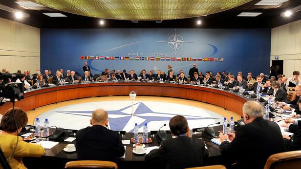 Goodbye Détente: NATO Troops in Eastern Europe