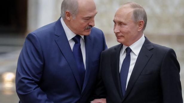 Belarus: Putin's Next Crimea?